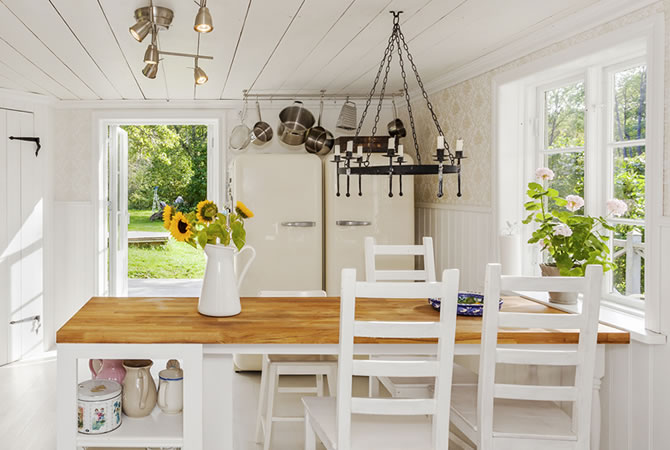 Keuken Landelijk Ramen : Keuken devos interieurs